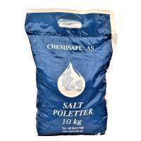 Saltpoletter, til opvaskemaskiner, 10 kg