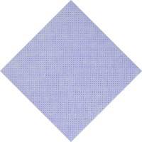 Alt-mulig-klud perforeret 110g 38 x 38 cm blå
