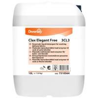 Diversey Vaskemiddel Clax Elegant G 30B1 flydende 10 liter