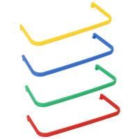 Håndtag, Diversey Taski, 11,8x28,5x2cm, til tekstilboks, 4 farver (gul, blå, grøn, rød) *Denne vare tages ikke retur*