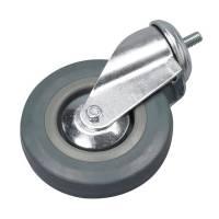 Hjul, Diversey Taski, Ø12,5cm, uden bremse *Denne vare tages ikke retur*