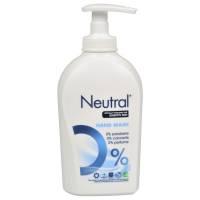 Neutral Cremesæbe uden farve og parfume med glycerin 250ml