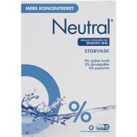 Neutral Storvask til koge- og kulørtvask til 15 vaske 1.275g