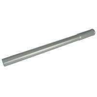 Forlængerrør, 50cm, Ø32mm, stål, aluminium