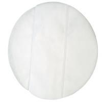 Papirfilter, hvid