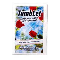 TumbLet Tørretumbler-ark med parfume