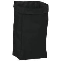 Alt mulig pose, Vikan, 20x29x55cm, sort, PU *Denne vare tages ikke retur*