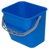 Tina Trolleys inventarspand 24x19x22cm 13 liter blå