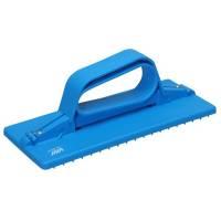 Håndtag til skurefiber, Vikan, 235x100x80mm, blå, PP *Denne vare tages ikke retur*