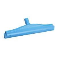 Vikan Hygiejne Gulvskraber 2K med drejeled 40cm blå