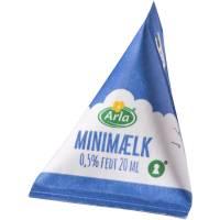 Arla Minimælk 15 ml, 0,5%