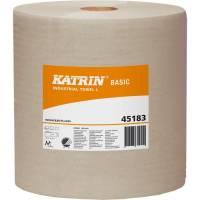 Katrin Basic Værkstedsrulle 1-lags 27cmx564m natur