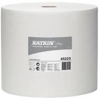 Katrin Plus Værkstedsrulle 1-lags 32cmx1110m hvid