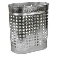 RM Affaldsbeholder til vægmontering 25 liter stål