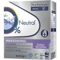 Neutral Professional vaskepulver kulørt 8,55 kg