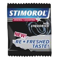 Stimorol tyggegummi Real Liquorice 2-pak