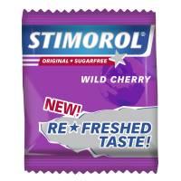 Stimorol tyggegummi Wild Cherry 2-pak
