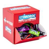 Stimorol tyggegummi i displayboks 2-pak assorteret