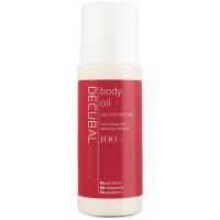 Decubal Hudplejeolie uden farve og parfume 200ml fedt