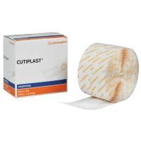 Cutiplast Plaster på rulle usteril 6cmx5m hvid