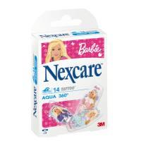 Børneplaster, 5,7x2,7cm, Barbie