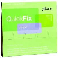 Plum QuickFix hæfteplaster 2,50x72x25mm beige
