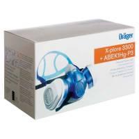 Dräger åndedrætsværn Kemipakke one size