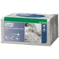 Industri aftørring 1-lags 38,5x32cm grå
