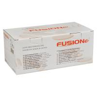 Operationshandske Fusione natur pudderfri Syntetisk latex Str:9