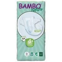 Bambo Nature børneble Maxi+ 10-20kg