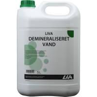 Demineraliseret vand 5 liter dunk