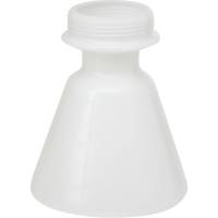 Beholder, Nito, 2,5 l, hvid, plast, til injektor, 311 g