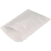 Abena vaskehandske molton 16x23cm hvid