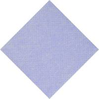 Alt-mulig-klud, blå, perforeret, 38x38 cm