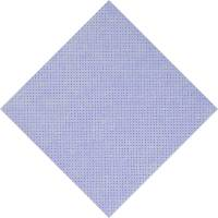 Alt-mulig-klud perforeret 140g 38x38 cm blå