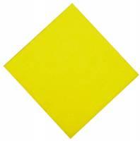 Alt-mulig-klud perforeret 140g 38x38 cm gul