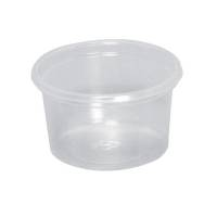 Portionsbæger, Ø7cm, 80 ml, 80 ml, klar, PP