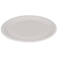 Gastro-Line paptallerken økonomi 18 cm hvid