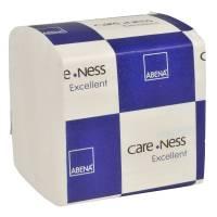 Care-Ness Excellent toiletpapir i ark 2-lags hvid