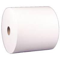 Neutral værkstedsrulle 4-lags 37cmx360m hvid