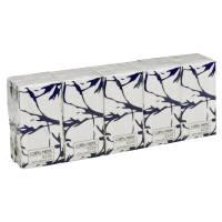 Care-Ness Excellent papirlommetørklæder 3-lags hvid