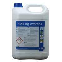 Liva Grill- og ovnrens 5 liter