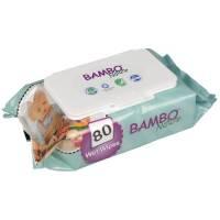Bambo Nature vådserviet uden parfume