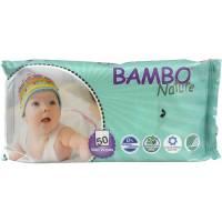 Bambo Nature vådserviet uden farve og parfume 16x20cm