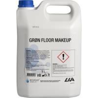 Liva floor make up gulvrengøring grøn 5L med indbygget plejefilm