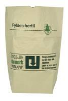 Affaldssække papir 700x1100 2-lags 60g brun