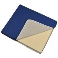 Techmaflex madras til puslebord betræk 88cmx74cm blå
