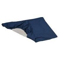 Boxmadrasbetræk, Abena Comfort, 200x140x23cm, blå *Denne vare tages ikke retur*