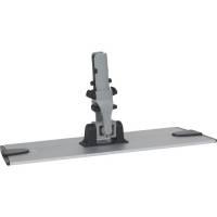 Fremfører superior K-mop med velcro alu 25 cm