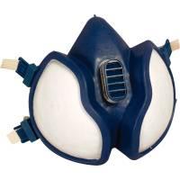 3M sikkerhedsmaske FFABE1P3D/4277 med ventil one size blå